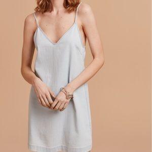 Aritzia Wilfred Free Vivienne dress size xs